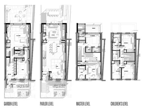 townhome plans 17 best images about townhouse on house
