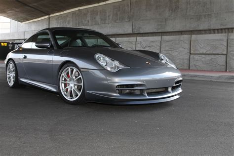 Custom Porsche 996 by Philip Klotz Adds Aem Universal Air Filters To Porsche 996