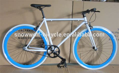 ideas are welcomed factory fixed gear bike racing drop handlebar fixie bike
