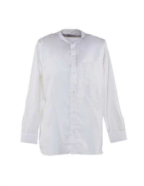 Best Product Wedges Docmart Cm03 Putih kemeja kerah shanghai lengan panjang putih pasaraya store