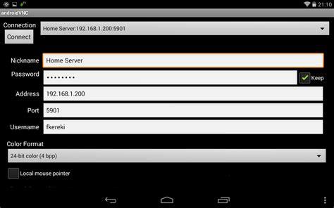 android vnc viewer три полезных android инструмента для администраторов linux и windows систем