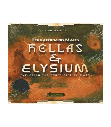Terraforming Mars Hellas Elysium terraforming mars hellas elysium buy it just for 22 8 on our shop giochinscatola