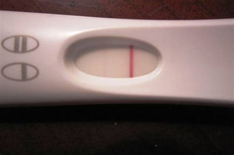 pregnancy test 2 lines but one very light faint line on pregnancy test common home pregnancy test