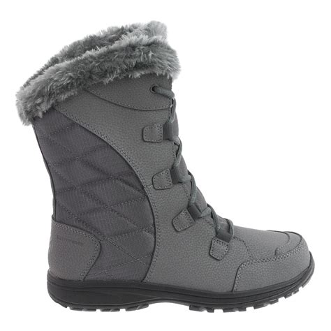 columbia winter boots columbia sportswear snow maiden mid snow boots for