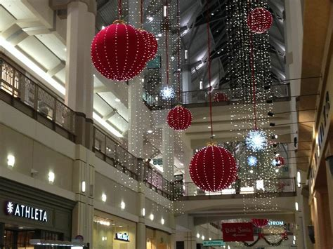 large hanging ceiling christmas decorations