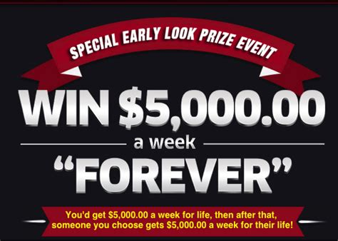 Pch Win Forever - how can you enter to win quot forever quot on august 31st pch blog