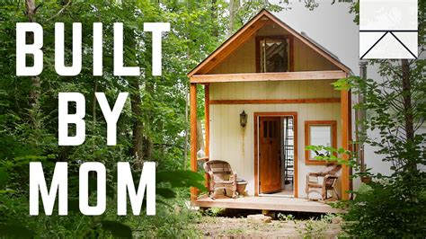 Farm House Plans by The Tiny Home Built By A Bad Single Mom Youtube