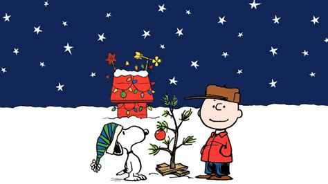 peanuts gang  charlie brown christmas  holland project