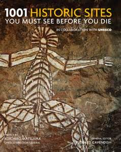 1001 historic sites you must see before you die by richard cavendish 1001 historic sites you must see before you die book review from nightlife abc
