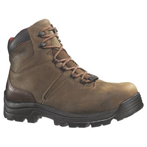 wolverine work boots s wolverine 6 quot bonaventure waterproof steel toe eh