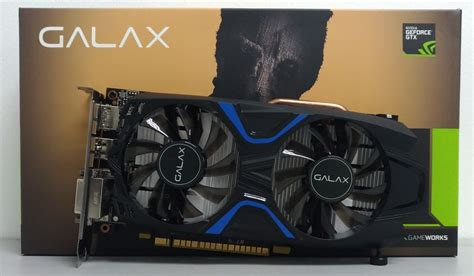 Galax Geforce Gtx 1050 Ti 4gb Ddr5 Exoc Dual Fan Garansi 2 Thn galax gtx 1050 ti exoc review back to basics hardwarezone ph