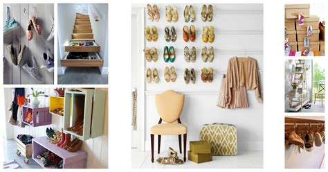 creative shoe storage ideas that will your mind 15 superb creative shoe storage ideas