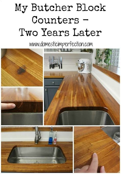 butcher block countertop care and maintenance great information about the durability of butcher block