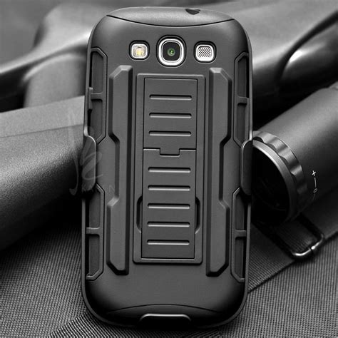 Mini 1 2 3 Future Armor Holster Back Army Cover Casing buy samsung galaxy wallet card holder stand flip