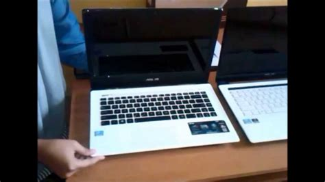 Laptop Asus A45a Second asus a45a notebook unboxing intel i3 2370m chipset hm76 2gb ddr3 1600 mhz sdram