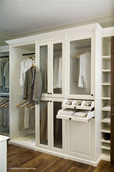 Valet Closets valet custom cabinets closets siena collection closet traditional closet san francisco