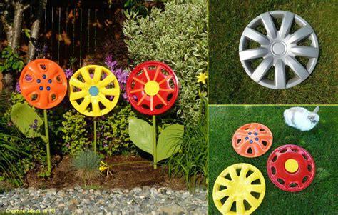 Golf Statues Home Decorating Decora 231 227 O De Jardim Com Material Reciclado Decorando Casas