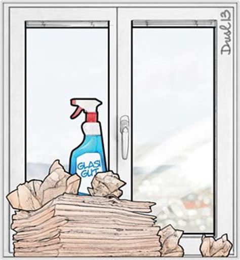 Fenster Putzen Mit Zeitung by Mit Zeitungspapier Fenster Putzen Kolumne Pro Kontra