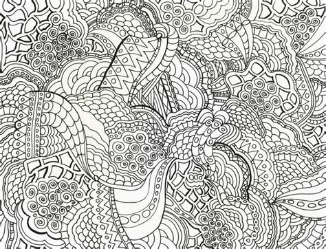 abstract coloring pages hard super hard abstract coloring pages for adults animals