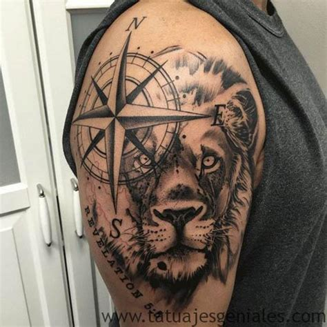 imagenes de tattoos geniales 63 geniales tatuajes de leones y sus significados