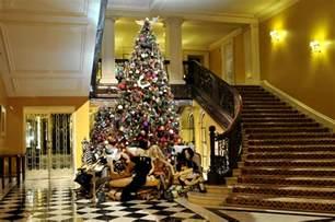 london s best christmas hotels 12 festive london hotels