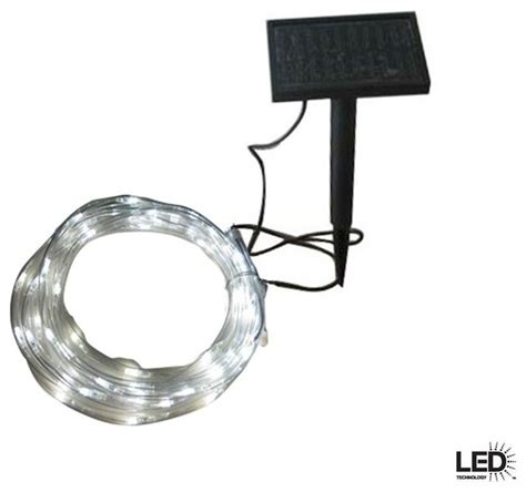 Solar Rope Lighting Outdoor Solar Led Rope Light Modern Outdoor Rope And String Lights By Creative Industries