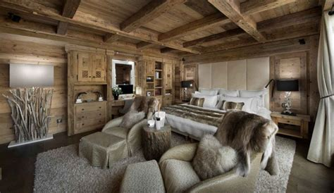 lodge bedroom decor chalet pearl ski lodge promises a breathtaking holiday in the french alps
