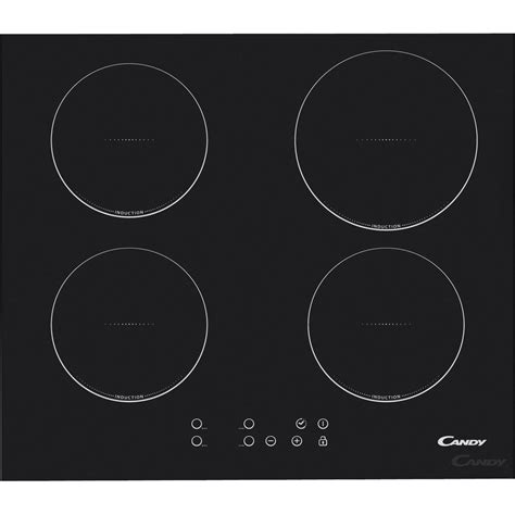 Plaque Induction 3 Foyers 7469 by Plaque Induction 4 Foyers Noir Ci640c Leroy Merlin