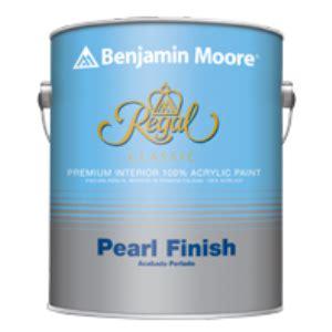 regal interior paint pearl  usa benjamin moore