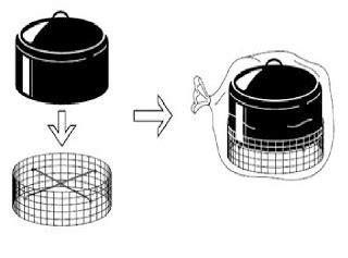 Kompor Energy Cooker panci bmp