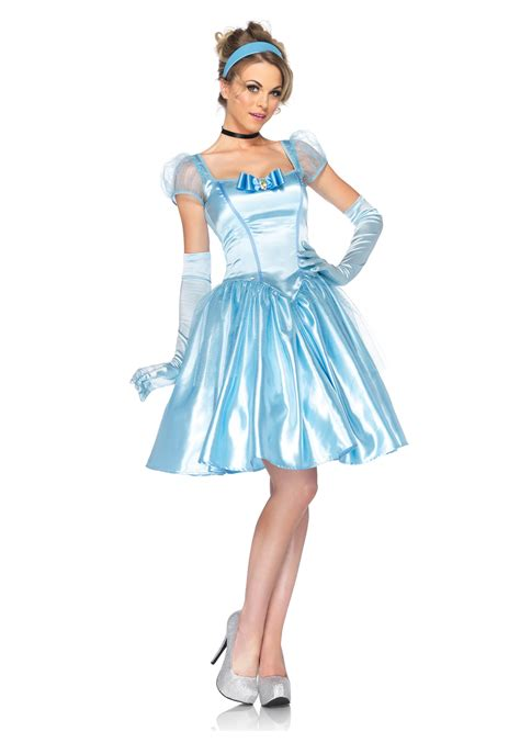 disney costumes womens disney classic cinderella costume