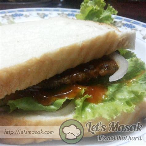 printable sandwich recipes print sandwich burger recipe letsmasak