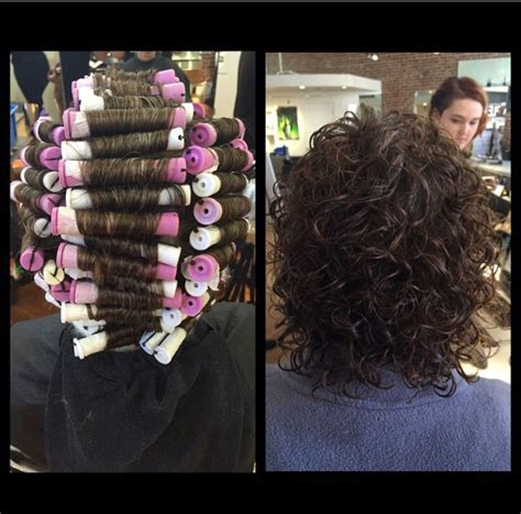 which perm rods are best for weave weave perm technique with two rods got her wrapped in 1