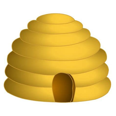 bee hive clip best beehive clipart 17657 clipartion