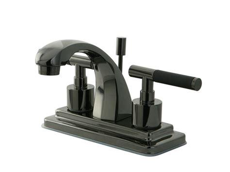 black nickel bathroom faucets water onyx lavatory faucet black nickel