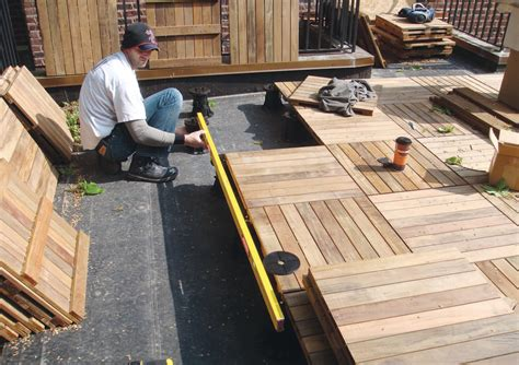 Replacing a Rooftop Deck, Images 1 10   JLC Online