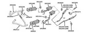 Parts In Exhaust System Of A Car Exhaust For Non Turbo Cars Before 1987