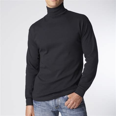 Turtle Neck Basic White M9140 s cotton turtlenecks cotton turtleneck sweaters canada