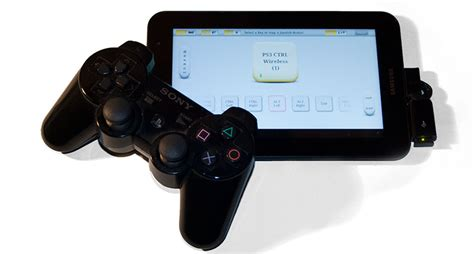 Joystick Usb Buat Android connecting a ps3 controller wirelessly on android without