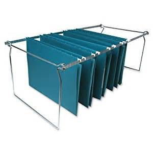 Filing Cabinet Hanging Rails Amazon Com Sparco Hanging File Folder Frames Letter