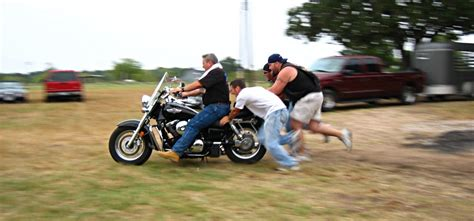 Motorrad Central Facebook by How To Push Start A Motorcycle Motorcycle Central