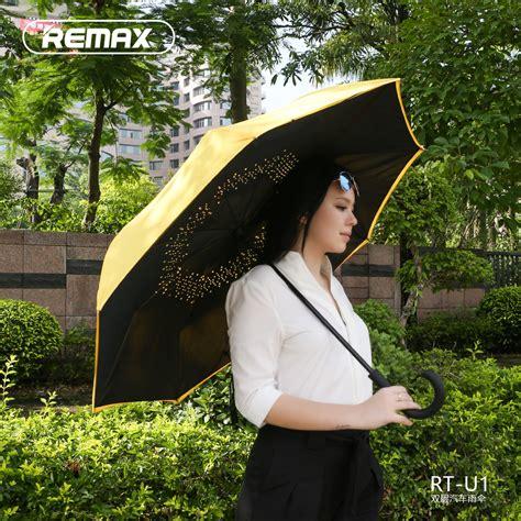 Payung Terbalik Remax remax payung terbalik rt u1 black
