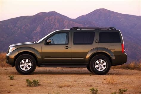2006 nissan pathfinder shocks 2006 nissan pathfinder pictures history value research
