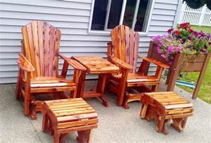 Outdoor Cedar Furniture by Shocking Cedar Patio Furniture Images Concept Teak Wood