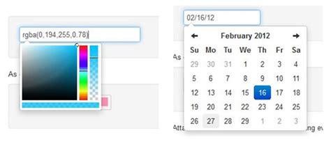 tutorial bootstrap calendar bootstrap datepicker calendar