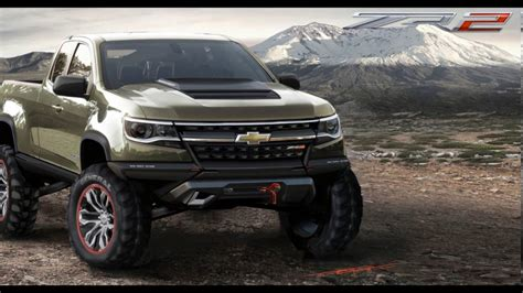 2018 chevy silverado zr2 new 2018 the chevy colorado zr2 release date and