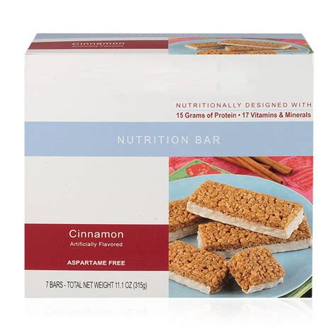 Top Protein Bars For Weight Loss by Nutrition Protein Bar Cinnamon Versalo Weight Loss Center