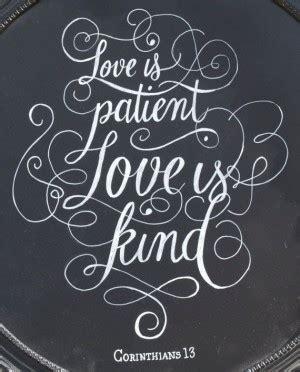 Wedding Quotes Corinthians by 1 Corinthians Chalkboard Quotes Quotesgram