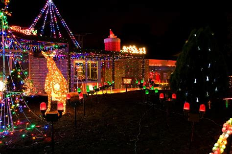 christmas lights australia what no snow an aussie