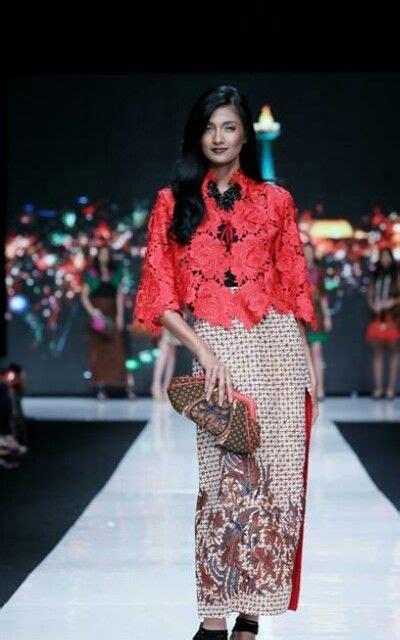 Kain Batik Fashion 36 batik chic at jakarta fashion week 2014 pinteres